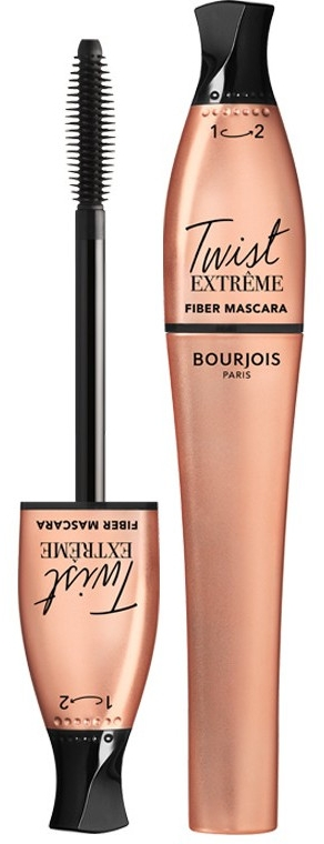 Тушь для ресниц - Bourjois Fiber Maskara Twist Up Extreme Volume