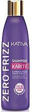 Духи, Парфюмерия, косметика Разглаживающий шампунь для волос - Kativa Zero Frizz Shampoo