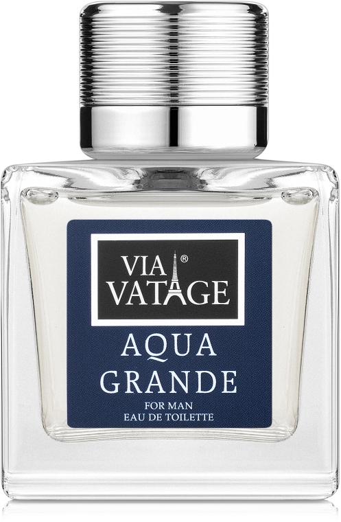 Via Vatage Aqua Grande - Туалетная вода
