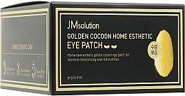 Духи, Парфюмерия, косметика Гидрогелевые омолаживающие патчи с золотом - JMsolution Golden Cocoon Home Esthetic Eye Patch