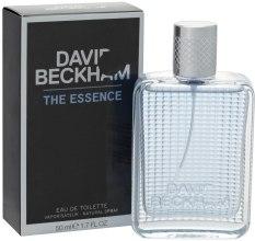 Духи, Парфюмерия, косметика David & Victoria Beckham David Beckham The Essence - Туалетная вода (тестер с крышечкой)