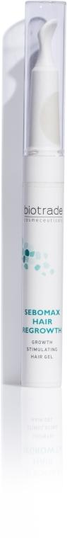 Гель-стимулятор для лечения и профилактики выпадения волос на всех стадиях - Biotrade Sebomax Hair Regrowth Stimulating Hair Gel