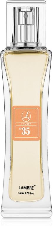 Lambre № 35 - Парфюмированная вода