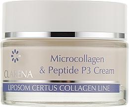 Духи, Парфюмерия, косметика Крем с микроколлагеном и биомиметическим пептидом - Clarena Microcollagen & Peptide P3 Cream