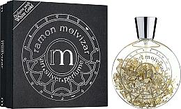 Духи, Парфюмерия, косметика Ramon Molvizar Art & Silver & Perfume - Парфюмированная вода