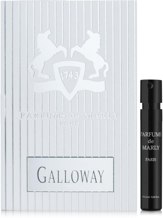 Parfums de Marly Galloway - Парфюмированная вода (пробник)