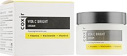 Духи, Парфюмерия, косметика Крем для лица с витаминами - Coxir Vita C Bright Cream