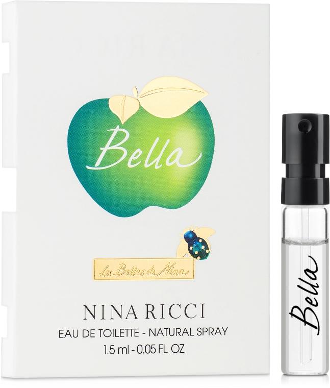 Nina Ricci Bella - Туалетная вода (пробник)