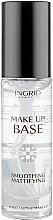 Парфумерія, косметика Вигладжуюча і матуюча база під макіяж - Ingrid Make Up Cosmetics Base