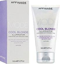 Духи, Парфюмерия, косметика Тонер для волос - Affinage Mode Cool Blonde Toner