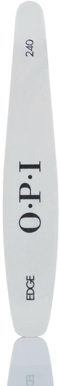 Белая доводочная пилочка - O.P.I White Cushioned File