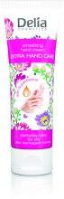 Духи, Парфюмерия, косметика Крем для рук разглаживающий с д-пантенолом - Delia Extra Hand Care