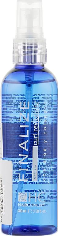 Спрей оживляющий для создания локонов - HairConcept Finalize Spray