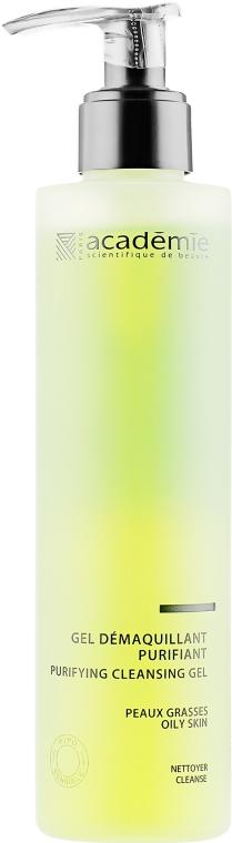 Очищающий гель для лица - Academie Hypo-Sensible Purifying Cleansing Gel