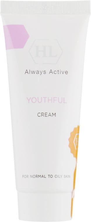 Крем для нормальной и жирной кожи - Holy Land Cosmetics Youthful Cream for normal to oily skin