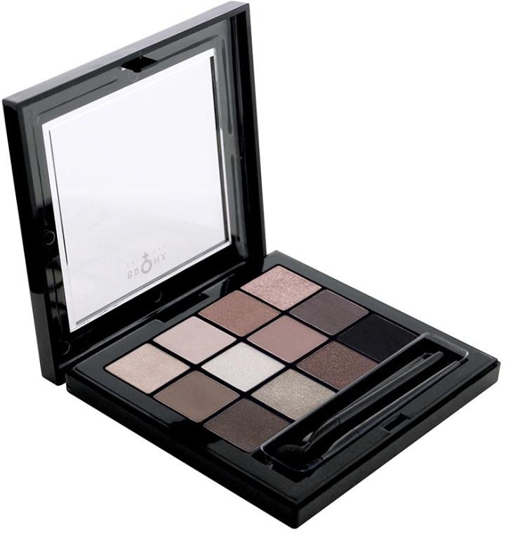 Палетка теней - Bronx Colors Fidji Eyeshadow Season Palette