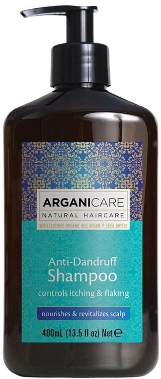 Шампунь от перхоти - Arganicare Shea Butter Anti-Dandruff Shampoo