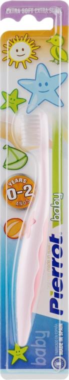 Детская зубная щетка, вариант 1 - Pierrot Baby
