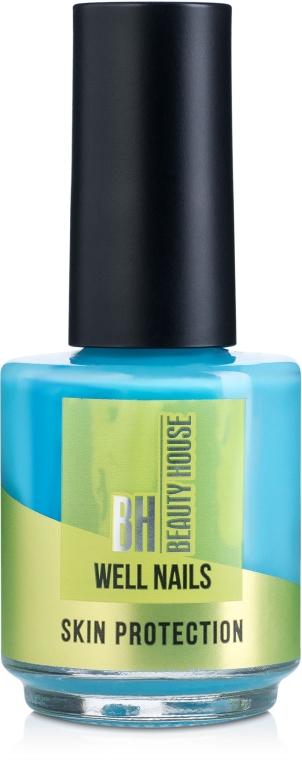Средство по уходу за ногтями - Beauty House Well Nails Skin Protection