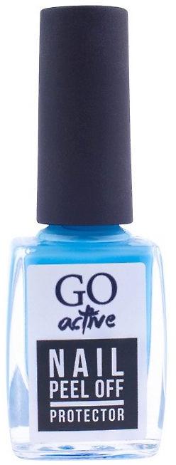 Средство для защиты кутикулы - Go Active Nail Peel Off Protector