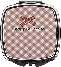 Духи, Парфюмерия, косметика Зеркальце квадратное 85635, в клетку - Top Choice Beauty Collection Mirror #6