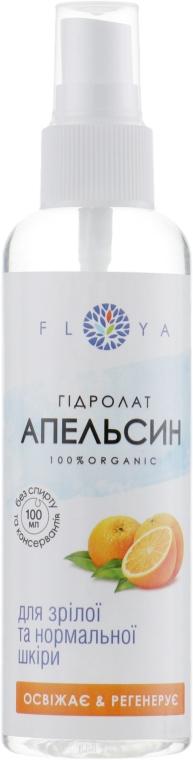 "Гидролат ""Апельсин"" - Floya"