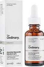 Духи, Парфюмерия, косметика Сыворотка для лица с аскорбил глюкозидом - The Ordinary Ascorbyl Glucoside Solution 12%