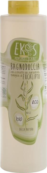 Гель для душа с эвкалиптом - Ekos Personal Care Eucalyptus Bath & Shower Foam