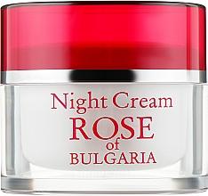 Духи, Парфюмерия, косметика Крем ночной для лица - BioFresh Rose of Bulgaria Rose Night Cream