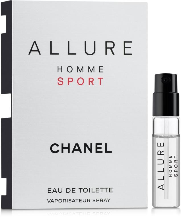 Chanel Allure homme Sport - Туалетная вода (пробник)