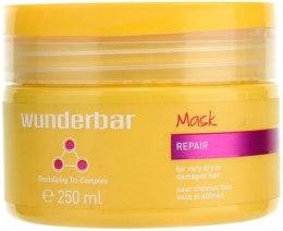 Духи, Парфюмерия, косметика Маска-восстановление для поврежденных волос - Wunderbar Repair Mask