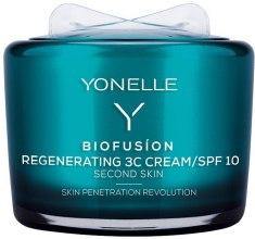 Духи, Парфюмерия, косметика Восстанавливающий крем SPF 10 - Yonelle Biofusion Regenerating 3C Cream SPF 10