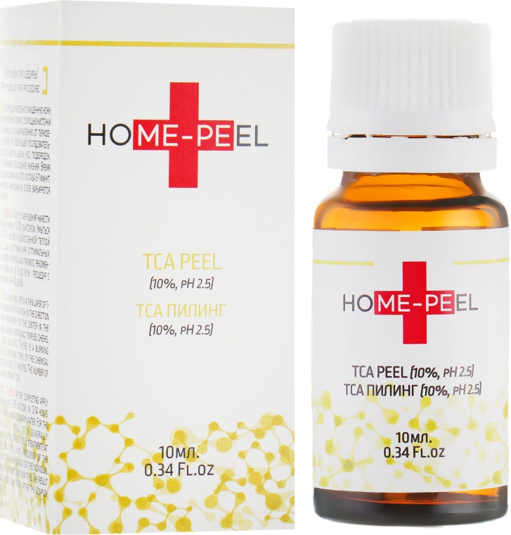 ТСА-пилинг 10%, рН 2.5 - Home-Peel