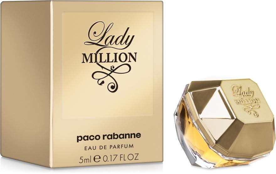 Paco Rabanne Lady Million - Парфюмированная вода (мини)