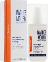 Духи, Парфюмерия, косметика Интенсивный кондиционер-спрей - Marlies Moller Softness Express Conditioner Spray