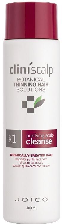 Шампунь очищающий для редеющих окрашенных волос - Joico Cliniscalp Purifying Scalp Cleanse For Chemically Treated Hair