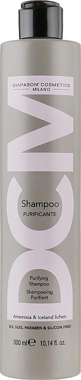 Очищаючий шампунь - DCM Purifying Shampoo