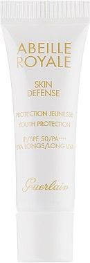 Солнцезащитный крем для лица - Guerlain Abeille Royale Skin Defense Protection SPF50 / PA++++ (пробник) — фото N2