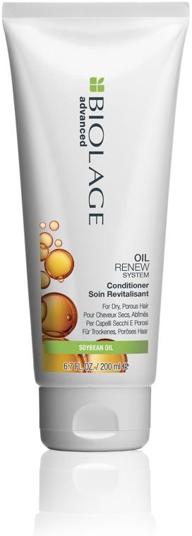 Кондиционер с маслами для пористых волос - Biolage Oil Renew Conditioner