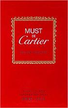 Духи, Парфюмерия, косметика Cartier Must de Cartier - Туалетная вода