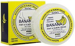 Духи, Парфюмерия, косметика Крем для ног и локтей с бананом - Juno Zuowl Foot & Elbow Cream Banana