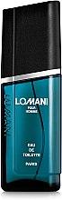 Духи, Парфюмерия, косметика Parfums Parour Lomani - Туалетная вода (тестер с крышечкой)