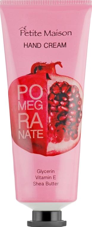 "Крем для рук ""Гранат"" - Petite Maison Hand Cream Pomegranate"