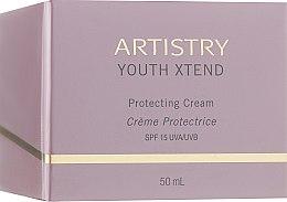 Духи, Парфюмерия, косметика Защитный крем с солнцезащитным фильтром SPF 15 - Amway Artistry Youth Xtend Cream