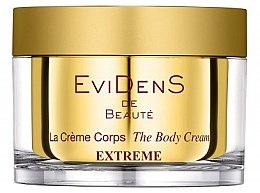 """Духи, Парфюмерия, косметика Глобальный омолаживающий крем для тела """"Экстрим"""" - EviDenS De Beaute The Extreme Body Cream"""