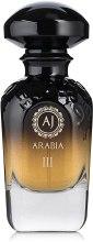 Духи, Парфюмерия, косметика Aj Arabia Black Collection III - Духи (тестер с крышечкой)