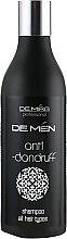 Духи, Парфюмерия, косметика Шампунь против перхоти для мужчин - DeMira Professional DeMen Anti-Dandruff Shampoo