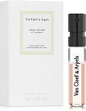 Духи, Парфюмерия, косметика Van Cleef & Arpels Collection Extraordinaire Rose Rouge - Парфюмированная вода (пробник)