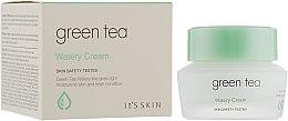 Духи, Парфюмерия, косметика Крем для лица - It's Skin Green Tea Watery Cream