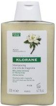 Духи, Парфюмерия, косметика Шампунь с воском Магнолии - Klorane Shampoo with Magnolia